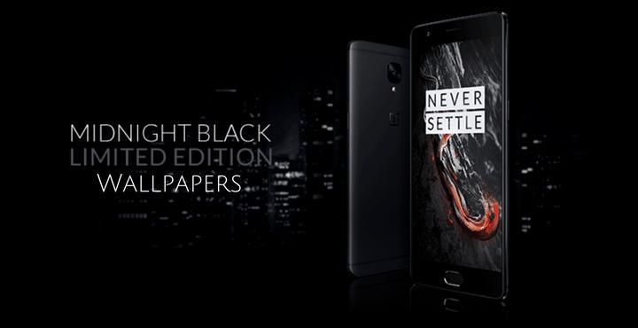 Download OnePlus 3T Midnight Black