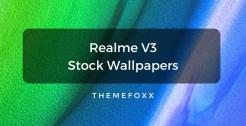 Realme-V3-Stock-Wallpaper-1